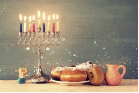 LOOKING FORWARD TO CHANUKAH!